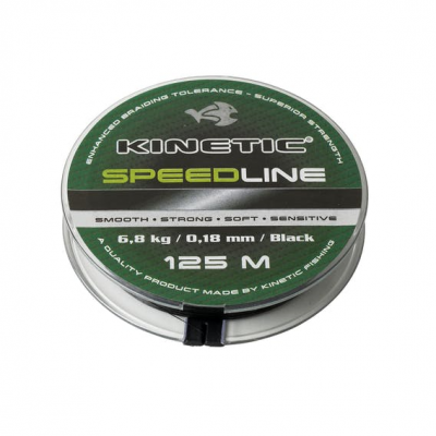 Kinetic speedline fletline