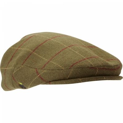 Deerhunter tweed cap