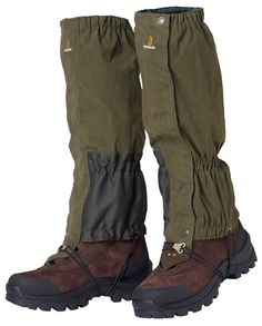 Woodline gaiters
