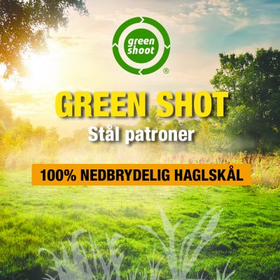 Green Shot Haglpatroner
